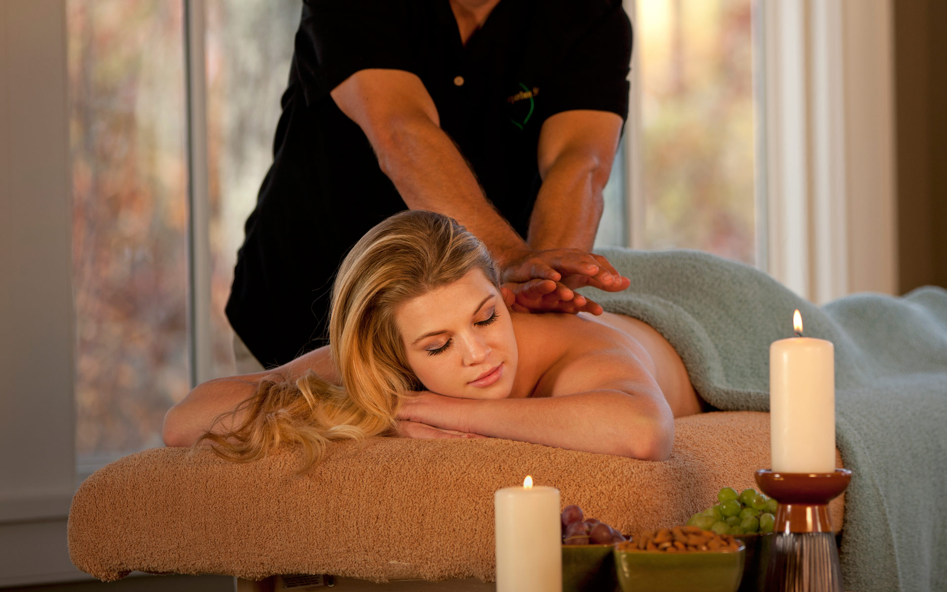 Spa Massage at Wintergreen Resort