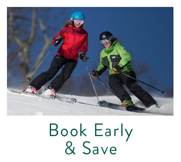 Book Early and Save on Lodging