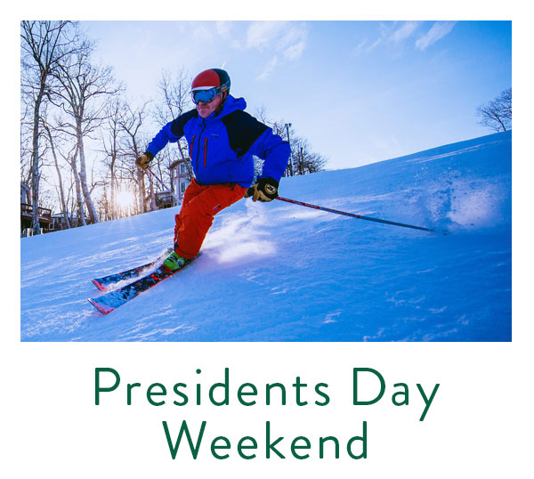 Presidents Day Weekend Events and Activities!