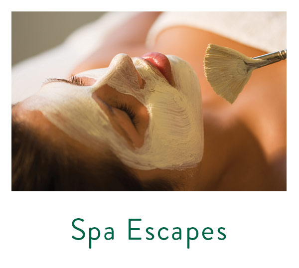 Spa Escape and Romance Packages