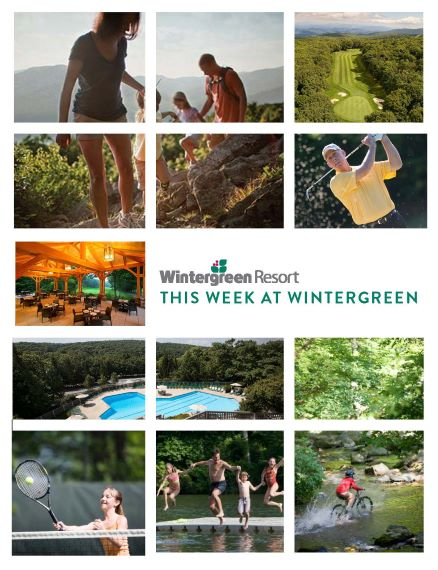 This Week at Wintergreen Icon