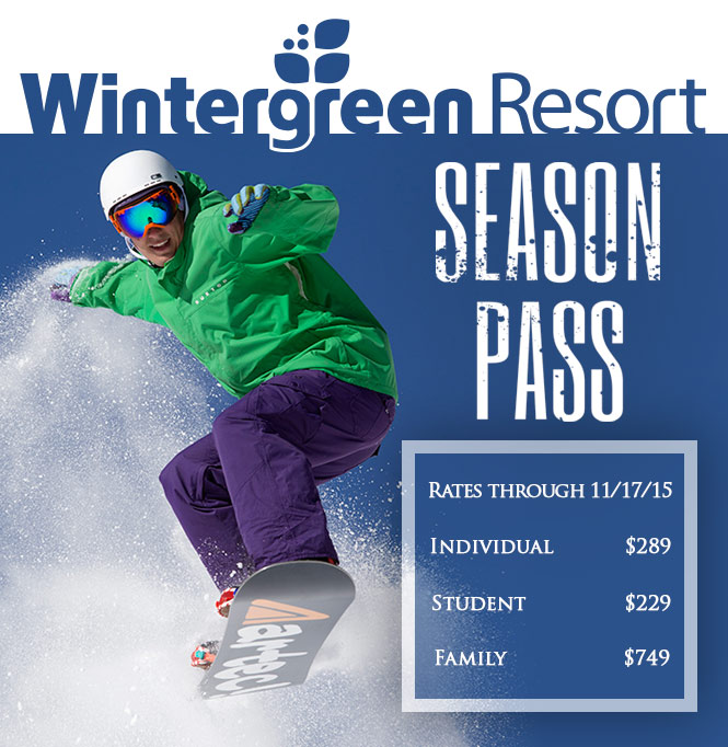 early season pass prices