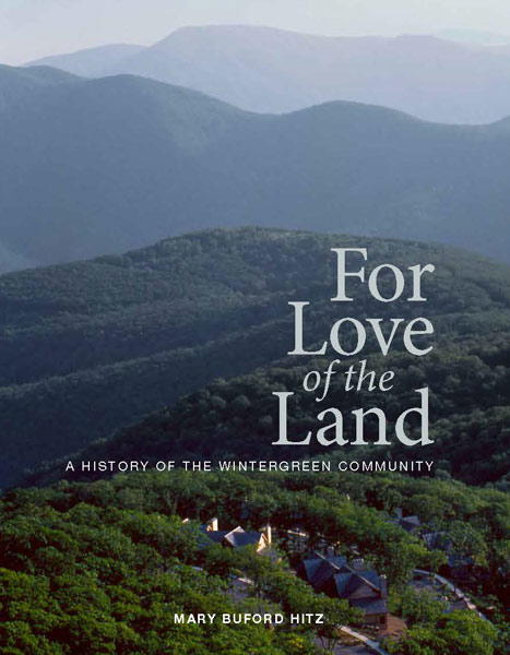 love for the land book cover