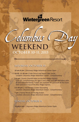 Columbus Day Poster Icon