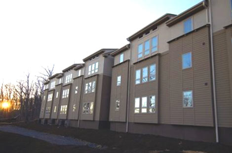 Blue Ridge Commons - Associate Housing at Wintergreen