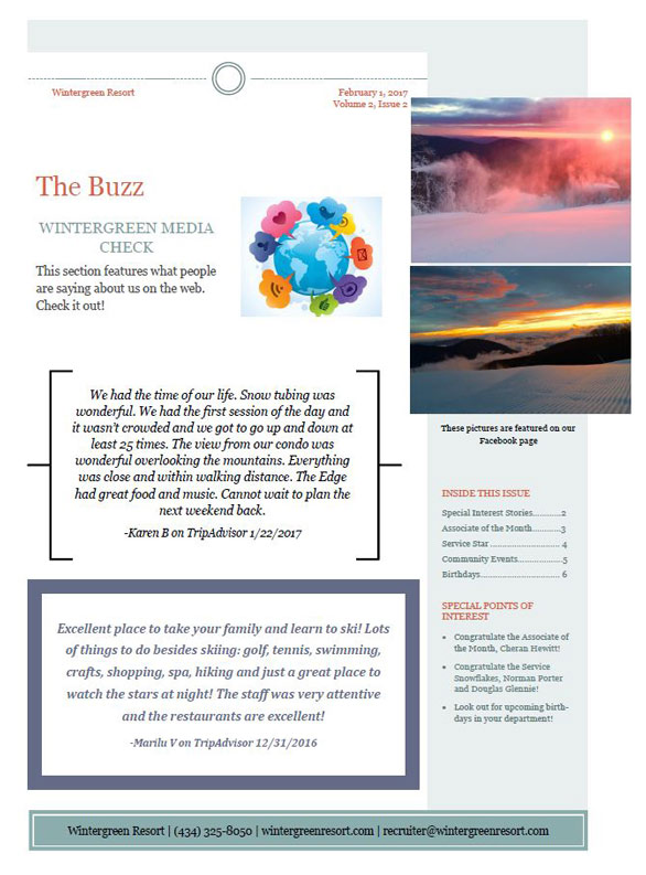 The Buzz Cover
